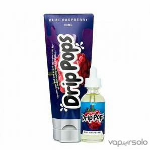 Drip Pops Blue Raspberry by 7 Daze (60mL)