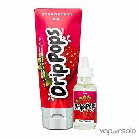 Drip Pops Strawberry by 7 Daze (60mL)