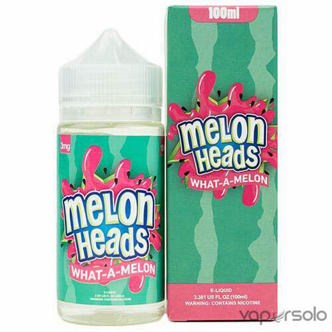 Melon Heads What A Melon (100mL)
