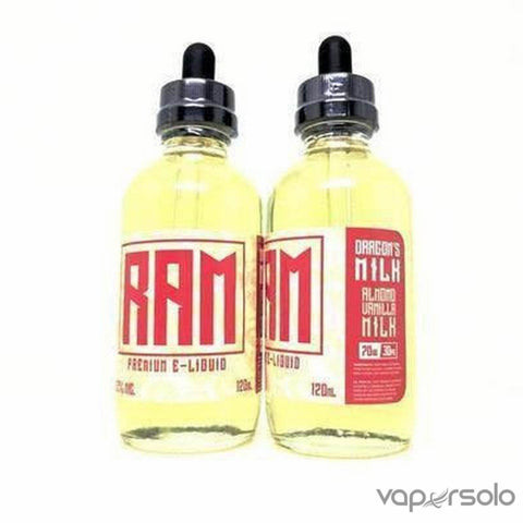 Ram E-Liquid Dragon's Milk (60mL)