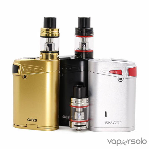 SMOK Marshal G320 TC Starter Kit w/ TFV8 Big Baby Tank