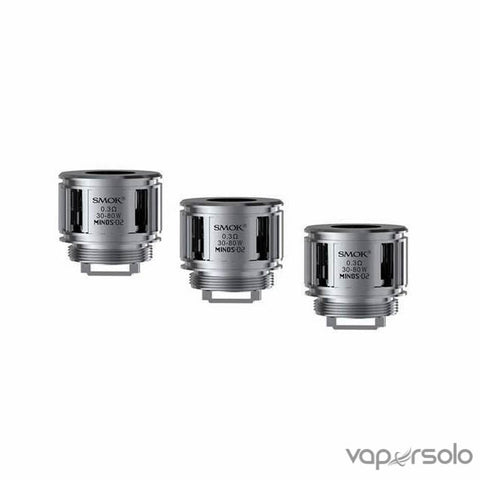 Minos Q2 Replacement Coil by Smok (Pack of 3)