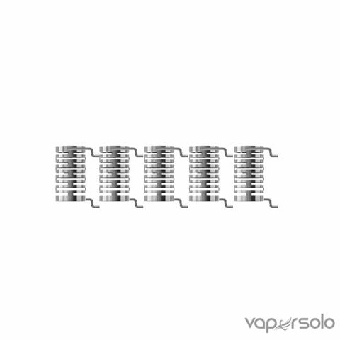 Notch Coil for Theorem by Wismec (Pack of 5)