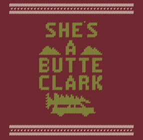 She's A Butte!