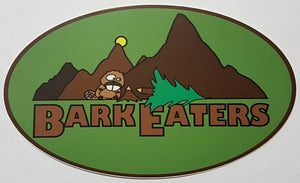 BarkEaters Sticker