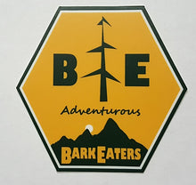 B.E. Adventurous Sticker