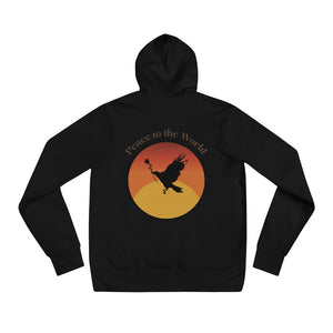 Peace To The World Hoodie