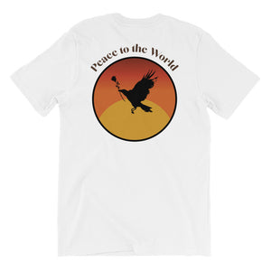 Peace To The World T-Shirt