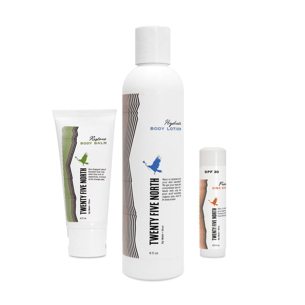 Restore, Hydrate and Protect Bundle