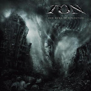 Ton - Bow Down To Extinction cd