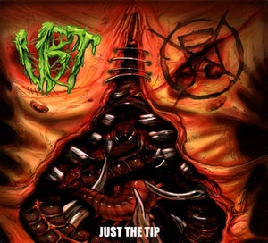 "Vaginal Bear Trap  ""Just the Tip"" cd"