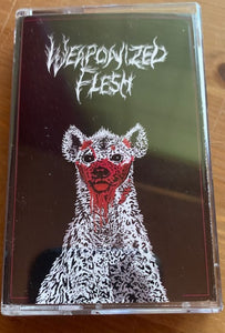 Weaponized Flesh - Demo 2020 Cassette