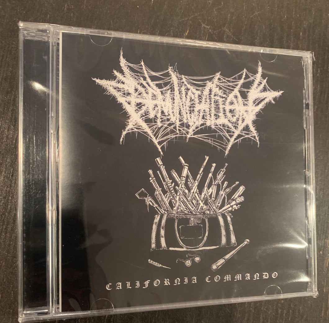 "Denunciation ""California Commando"" cd"