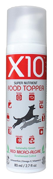 X10 Pet Food Topper