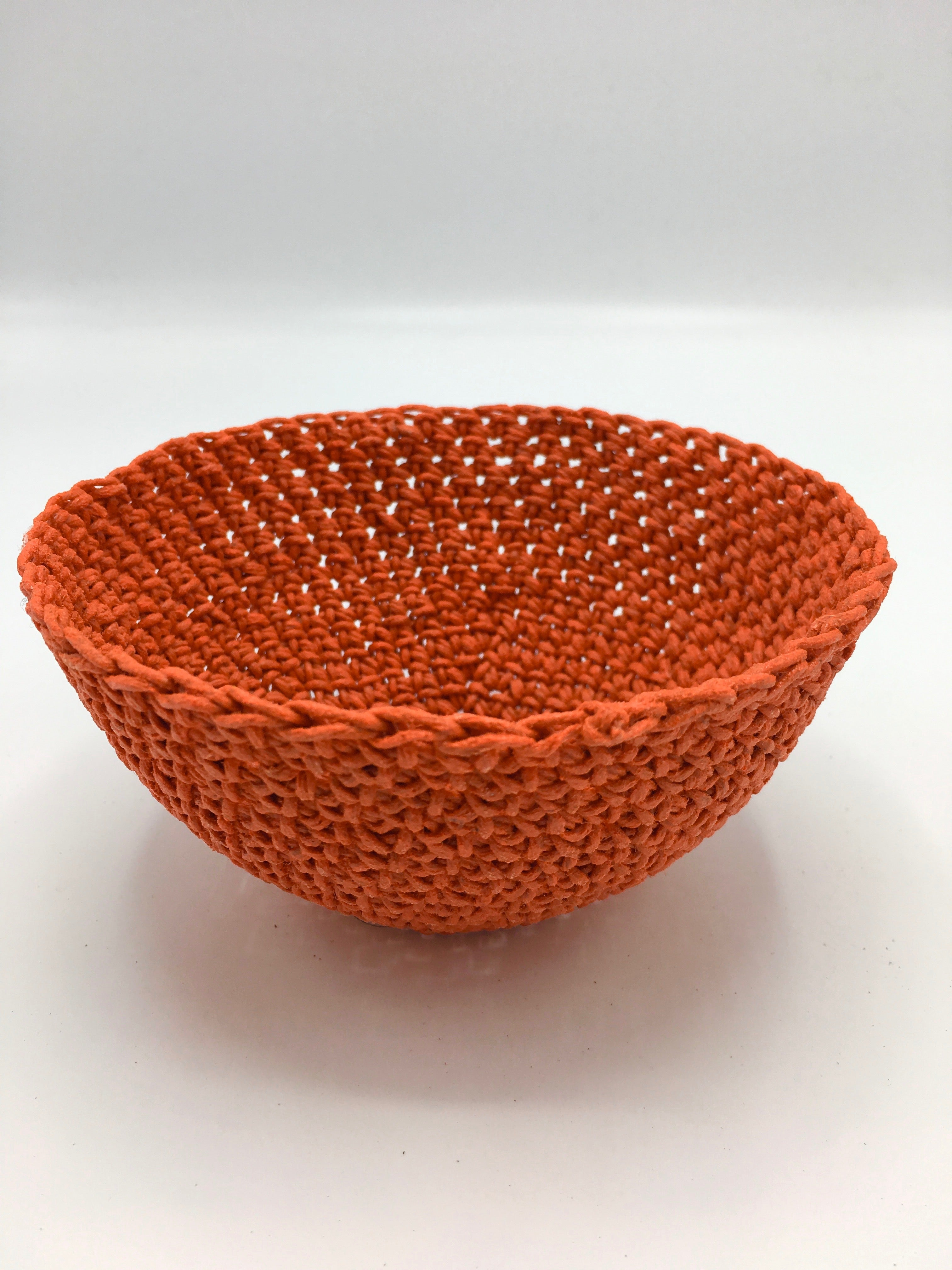 Moonbasket Seed Stitch Bowls in Colors