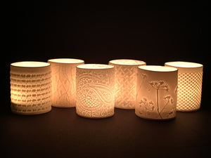 Lisa Firer Collection: Handmade Tea Lights