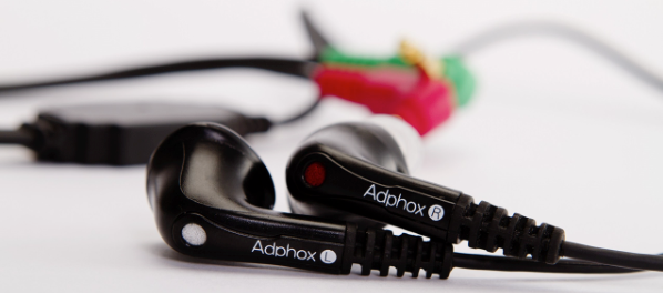 Review of the Adphox BME-200 binaural microphones