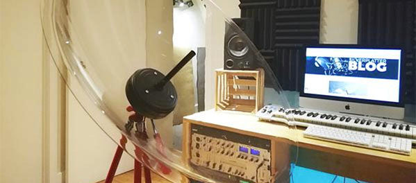 Easy Diy Parabolic Microphone Silverplatter Audio