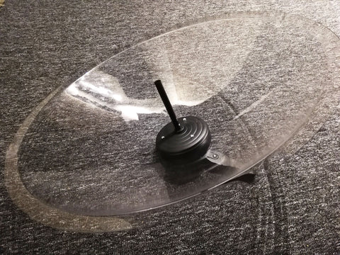 Easy DIY Parabolic Microphone - Silverplatter Audio