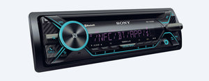 sony - BLUETOOTH® CD Receiver