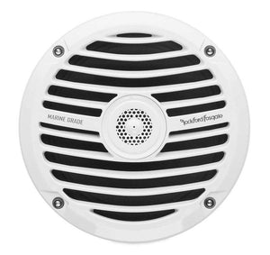 "Rockford Fosgate - 6.5"" Prime R0 Series Marine Full Range Speakers - White"
