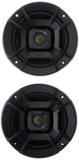 polk - DB+ 522 Coaxial Speakers with Marine Certification