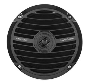 "Rockford Fosgate - 6.5"" Prime R0 Series Marine Full Range Speakers - Black"