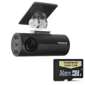 Thinkware - Full HD Dash Cam with 32GB Micro SD Card