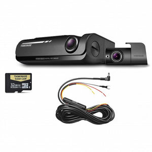 Thinkware - Copy of Thinkware F770D32 - Front & Rear Dash Camera with 32GB SD Card & Hardwire Cable