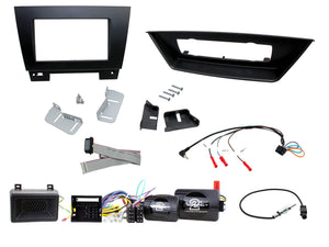AERPRO - Install kit with Double DIN facia for BMW X1