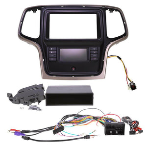 AERPRO - INSTALL KIT TO SUIT JEEP
