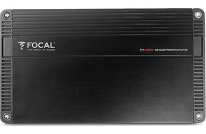 FPX 4.400 SQ 4CH AMPLIFIER