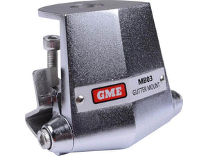 GME - MB03 Antenna M/Bracket, Adjustable Gutter