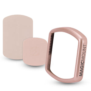 Scosche - MagicMount Pro Dash Mount Kit MPKCFI ROSE GOLD