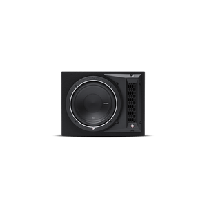 "Rockford Fosgate - 10"" Single P1 Punch Loaded Enclosure"
