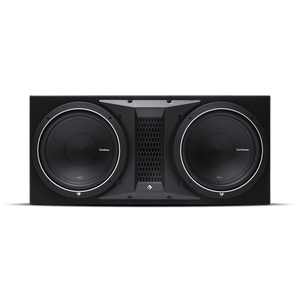 "Rockford Fosgate - 12"" Dual P1 Punch Loaded Enclosure"