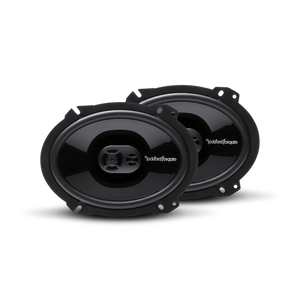 "Rockford Fosgate - Punch Series P1683 6x8"" Coaxials - 3-way"