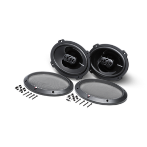 "Rockford Fosgate - Punch Series P1694 6x9"" Coaxials - 4-way"