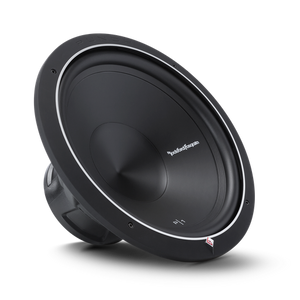 "Rockford Fosgate - 15"" P1 Punch Series Subwoofer SVC - 4 Ohm"