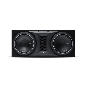 "Rockford Fosgate - 10"" Dual P2 Punch Loaded Enclosure"