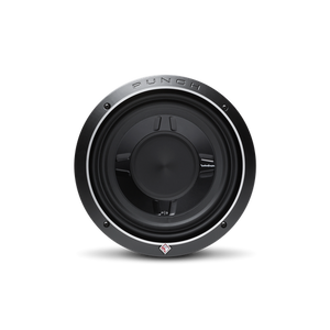 "10"" P3 Slim Punch Series Subwoofer DVC - (2x4-Ohm)"
