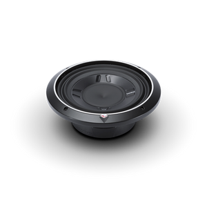 "10"" P3 Slim Punch Series Subwoofer DVC - (2x2-Ohm)"