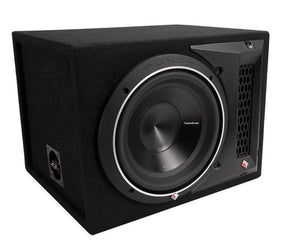"Rockford Fosgate - 10"" Single P2 Punch Loaded Enclosure"