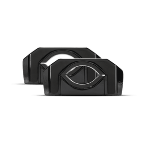 Rockford Fosgate - PM-CL2B Wake Can Clamps - Black