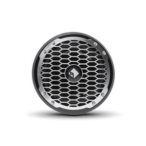"Rockford Fosgate - 10"" Punch Series Marine Subwoofer SVC - 4 Ohm - Black Sports Grille"