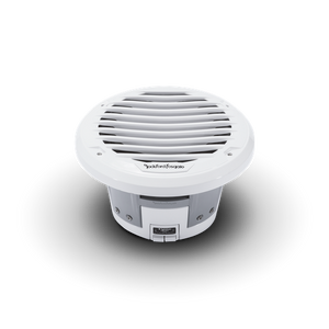 "10"" Punch Series Marine Subwoofer SVC - 4 Ohm - Luxury White Grille"