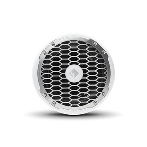 "Rockford Fosgate - 10"" Punch Series Marine Subwoofer SVC - 4 Ohm - White Sports Grille"
