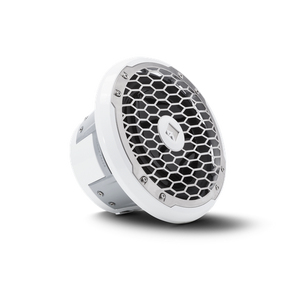"10"" Punch Series Marine Subwoofer SVC - 4 Ohm - White Sports Grille"