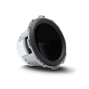 "Rockford Fosgate - 12"" Punch Series Marine Subwoofer SVC - 4 Ohm - White Sports Grille"