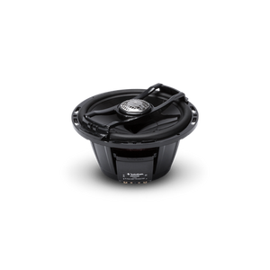 "Rockford Fosgate - 6.5"" Punch Series Marine Full Range Speakers with Black Sports Grille"